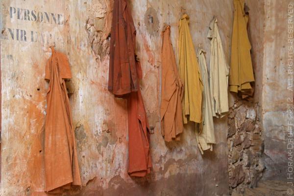 Ochre Conservatory Factory Clothes © J Horak-Druiff 2012