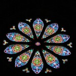 Auvillar rose window © J Horak-Druiff 2012