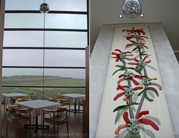 Waterkloof windows tapestry © J Horak-Druiff 2012