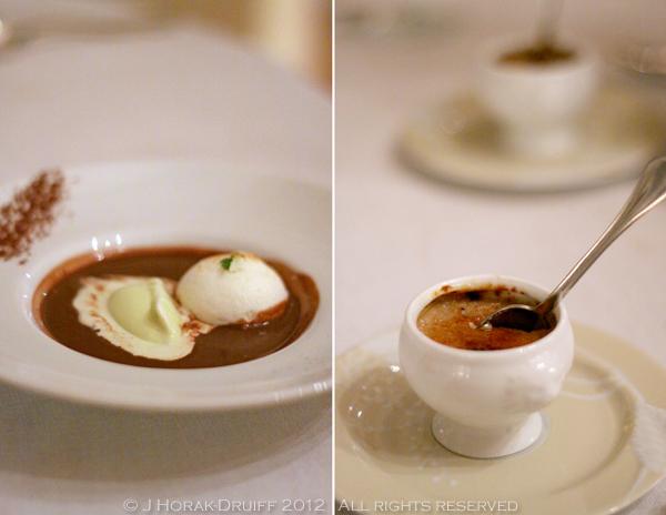 Bastide de Capelongue desserts © J Horak-Druiff 2012