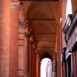 Bologna red arches © J Horak-Druiff 2012