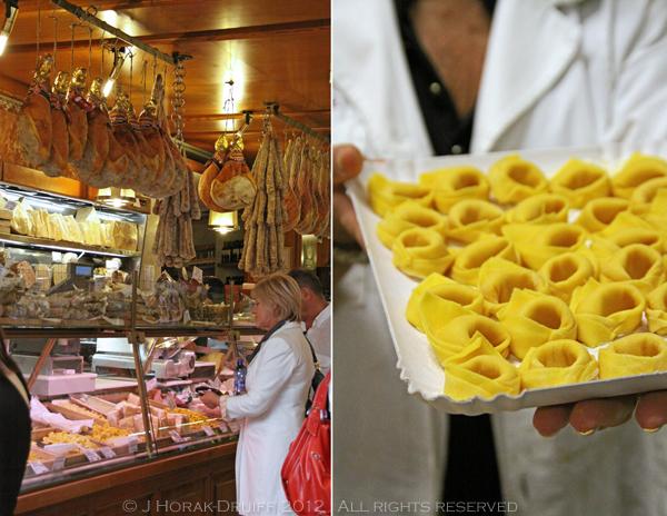 Bologna market tortellini © J Horak-Druiff 2012