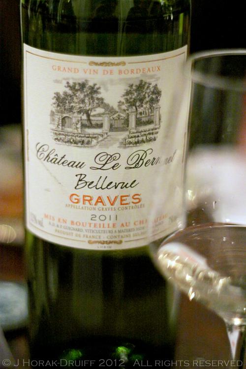 Bordeaux Graves © J Horak-Druiff 2012