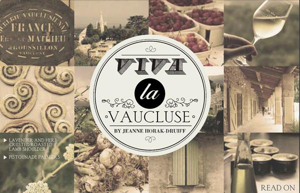 Crush Vaucluse article 1