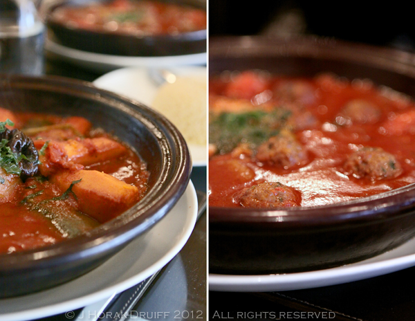 Mamounia Lounge tagines 2 © J Horak-Druiff 2012