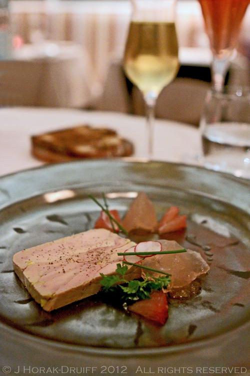 Cigalon Foie gras © J Horak-Druiff 2012