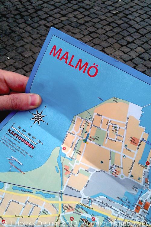 MalmoMap © J Horak-Druiff 2013