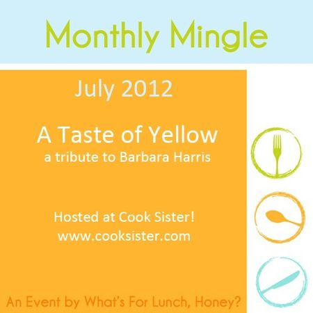Monthly Mingle logo July 2012