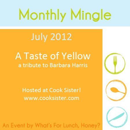 Monthly Mingle logo July 2012