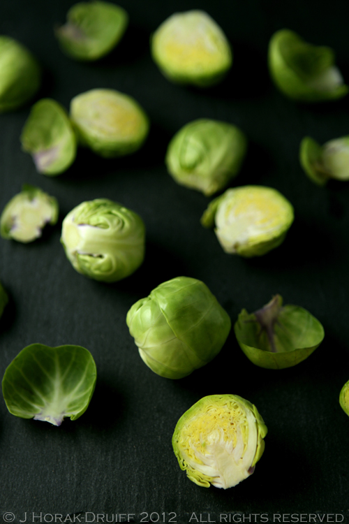 Brussels sprouts © J Horak-Druiff 2012