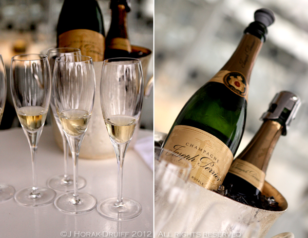 The Cube Champagne © J Horak-Druiff 2012