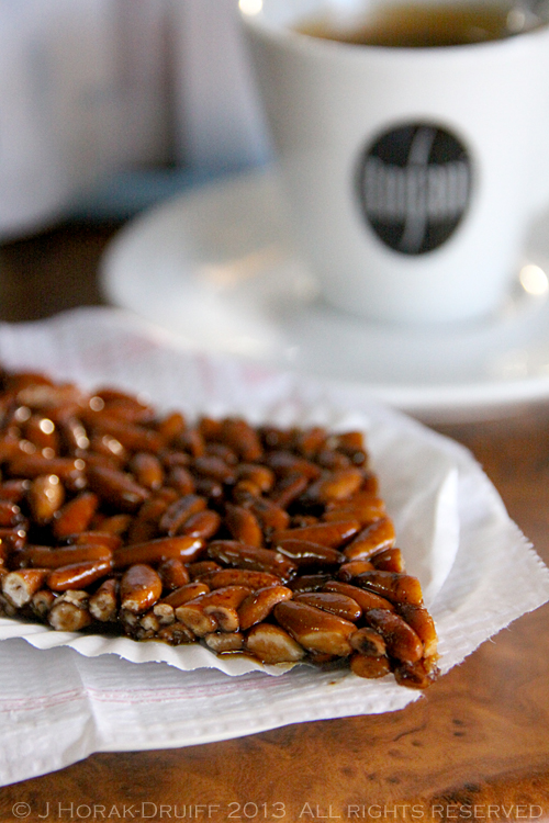 Alentejo Grandola bakery pinenut brittle © J Horak-Druiff 2013