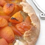 Apricot pistachio galette title © J Horak-Druiff 2011