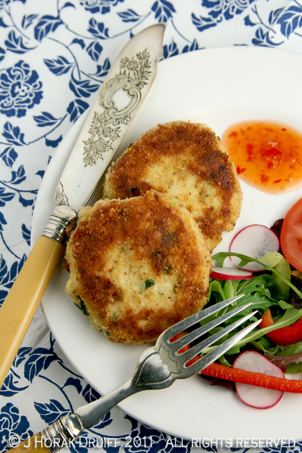Post image for Really simple crabcakes