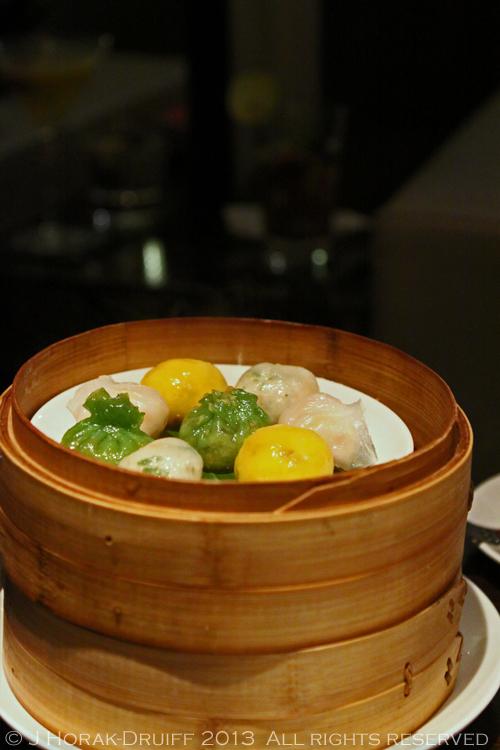 Min Jiang dumplings © J Horak-Druiff 2013