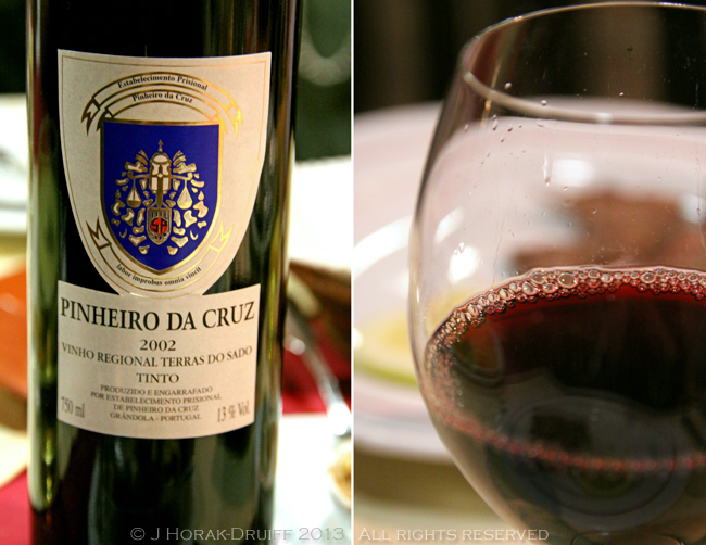Portugal Atalha red wine © J Horak-Druiff 2013