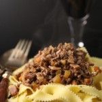 Ragu Bolognese – the official version