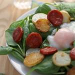 Sous vide egg salad title © J Horak-Druiff 2013