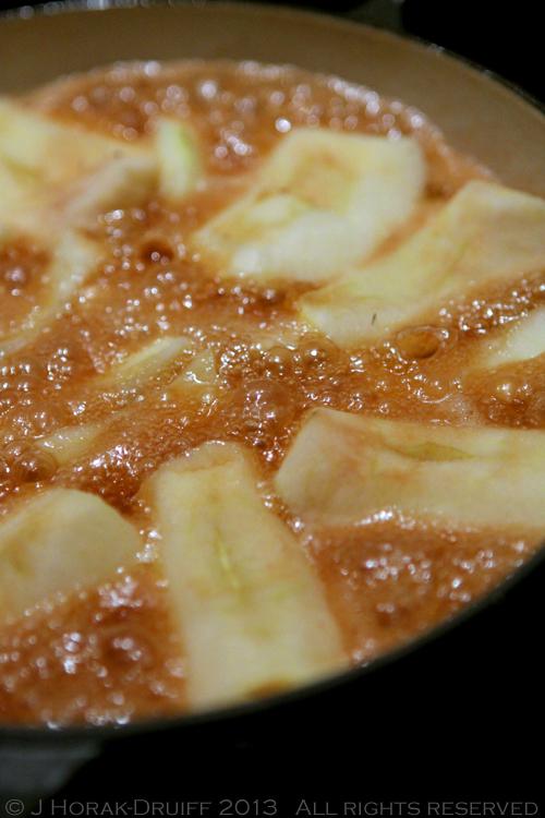 Apple sage tarte tatin 2 © J Horak-Druiff 2013