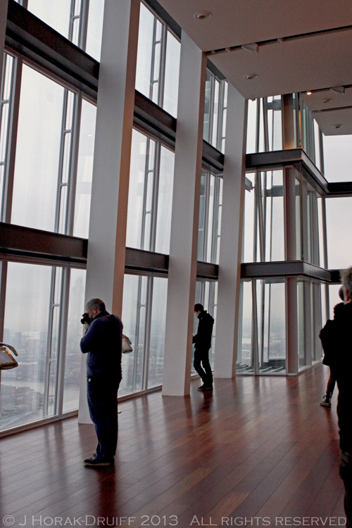 The Shard Interior 2 © J Horak-Druiff 2013