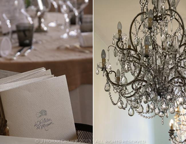 Chateau de Mazan chandelier © J Horak-Druiff 2013