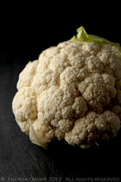 Cauliflower © J Horak-Druiff 2013
