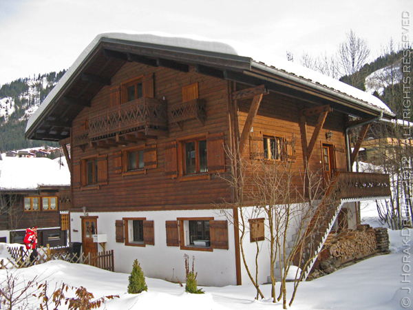 Post image for Chalet Cateriane – a luxury