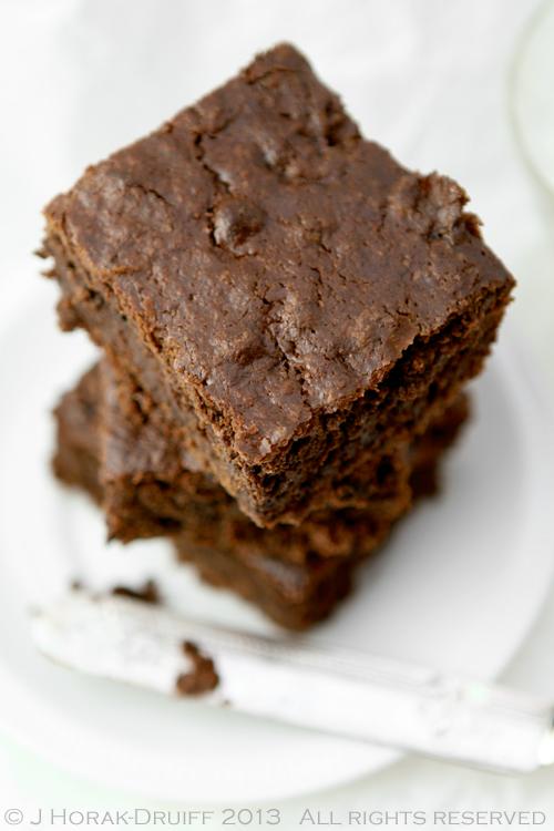 BrowniesTitle © J Horak-Druiff 2013