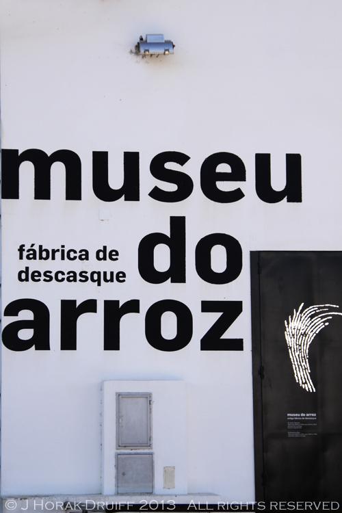 AlentejoRiceMuseumSign © J Horak-Druiff 2013