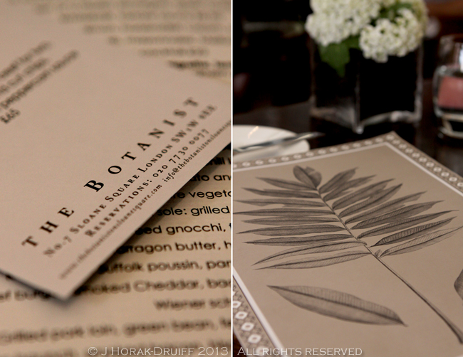 Post image for The Botanist review