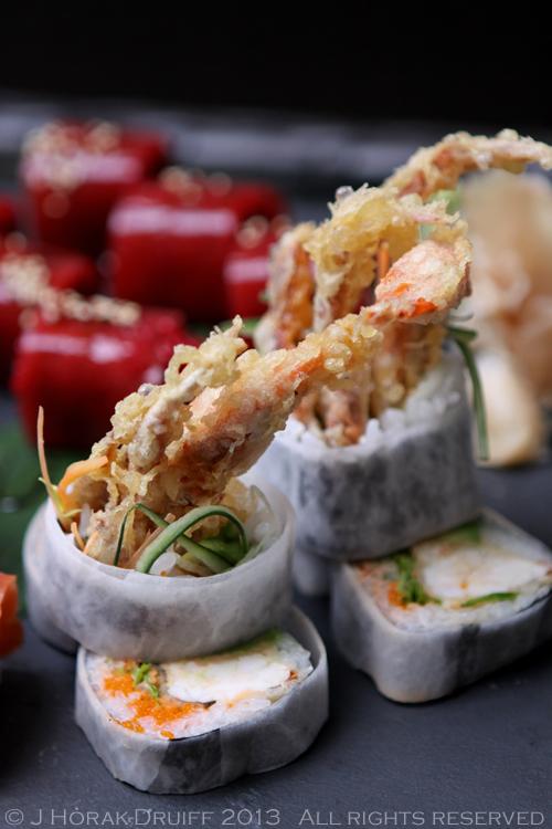 SushihoSpiderRoll © J Horak-Druiff 2013
