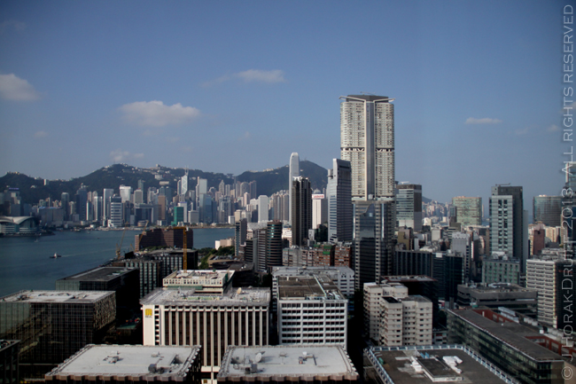 Post image for Hotel Icon, Hong Kong