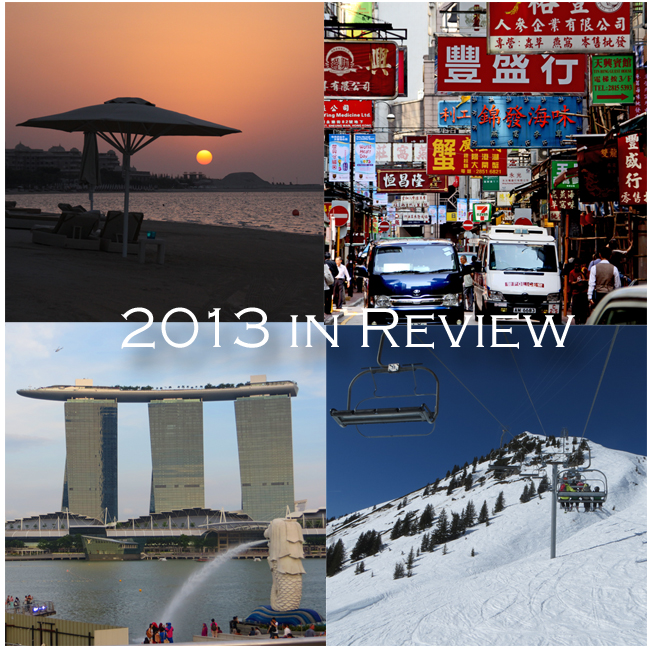 Post image for 2013 in review – my year in ten trips