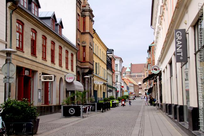 LundShoppingStreet © J Horak-Druiff 2014