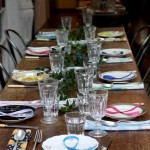 A Brazilian supper club with Tilda rice