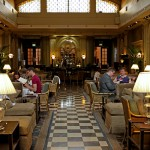 Pure Jersey afternoon tea at London's Park Lane Hotel