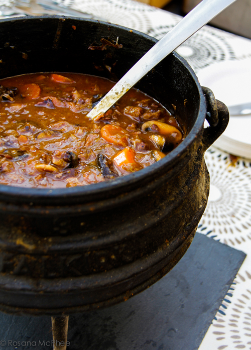 Oxtail And Red Wine Potjie Cooksister Food Travel Photography