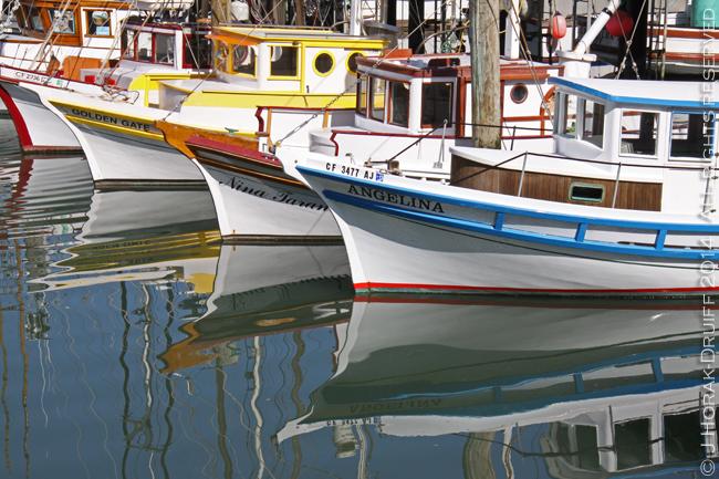 Pier39Marina © J Horak-Druiff 2014