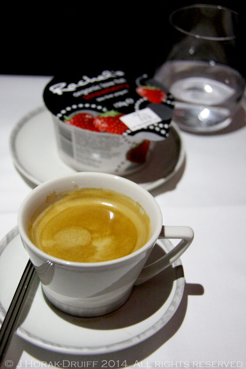 SingaporeAirlinesBusinessClassBreakfastCoffee