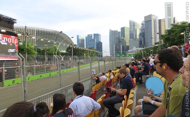 SingaporeF1Grandstand 1 © J Horak-Druiff 2014