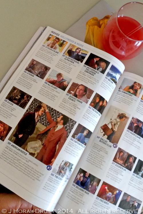 Singapore Airlines Kris World Entertainment Guide