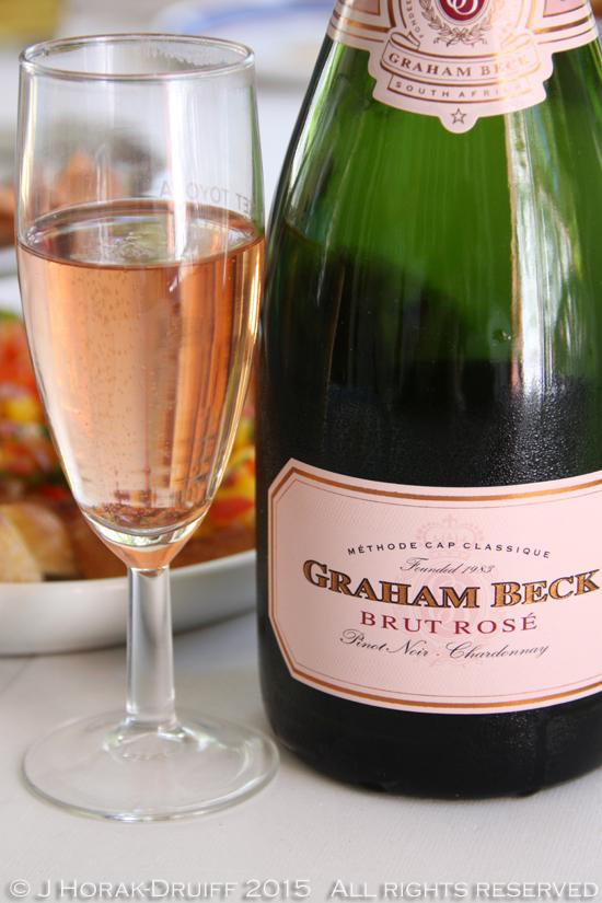 graham beck rose champagne