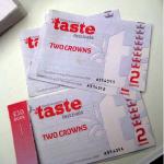 Top tips for visiting Taste of London