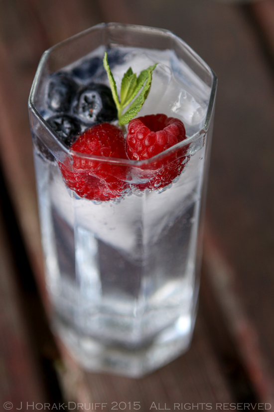 This twist on the traditional G&T can be whipped up in minutes using nothing more complicated than a jam jar, gin, tonic and berries!