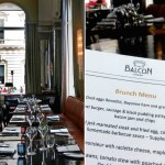 Le Brunch at The Balcon @ Sofitel St James [CLOSED – now Wild Honey]