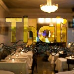 Thali restaurant title