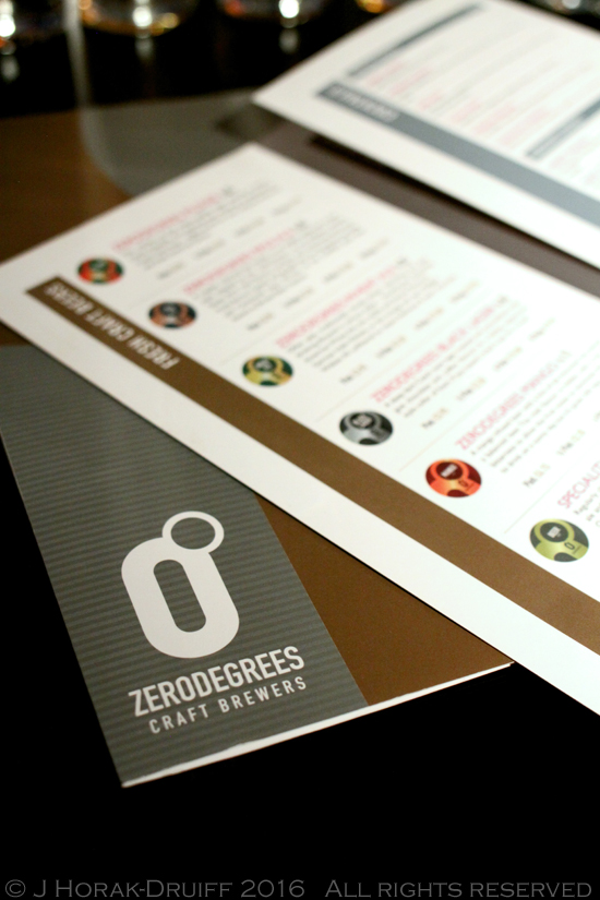 Zerodegrees-Menu