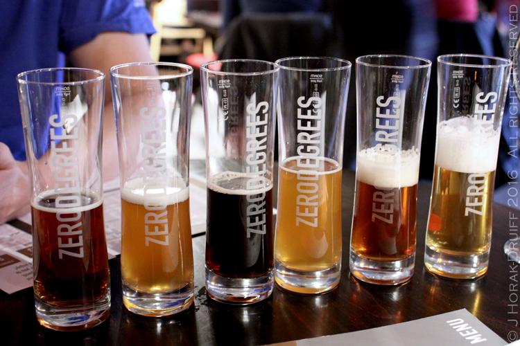 Zerodegrees-beers