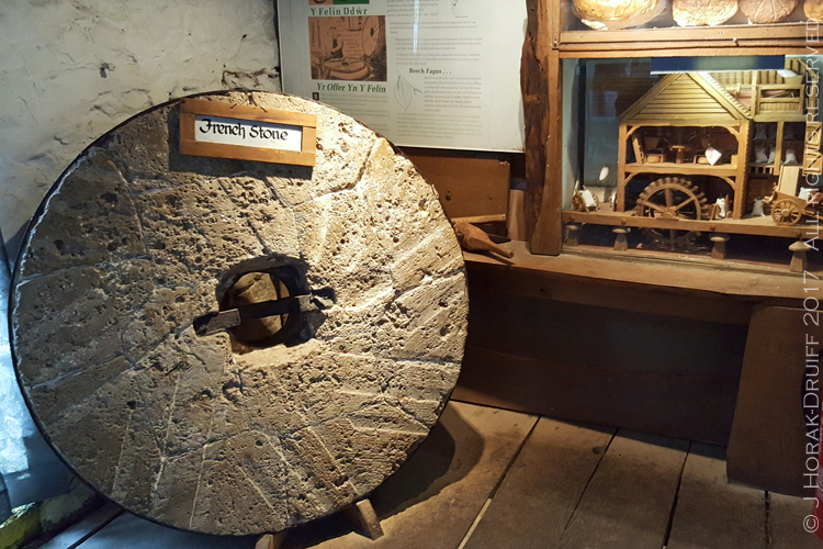 Wales-Gower-Heritage-Centre-Millstone
