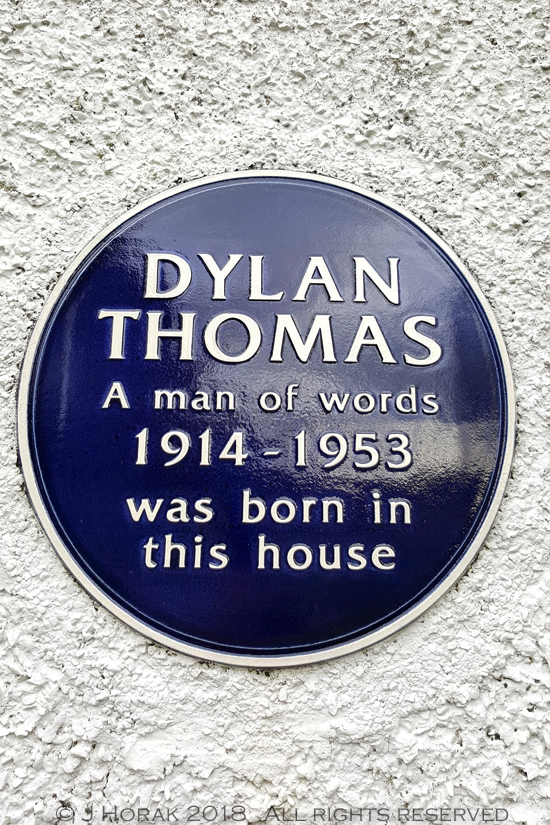 Wales_Dylan_Thomas_Plaque